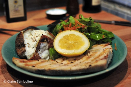 Swordfish-steak